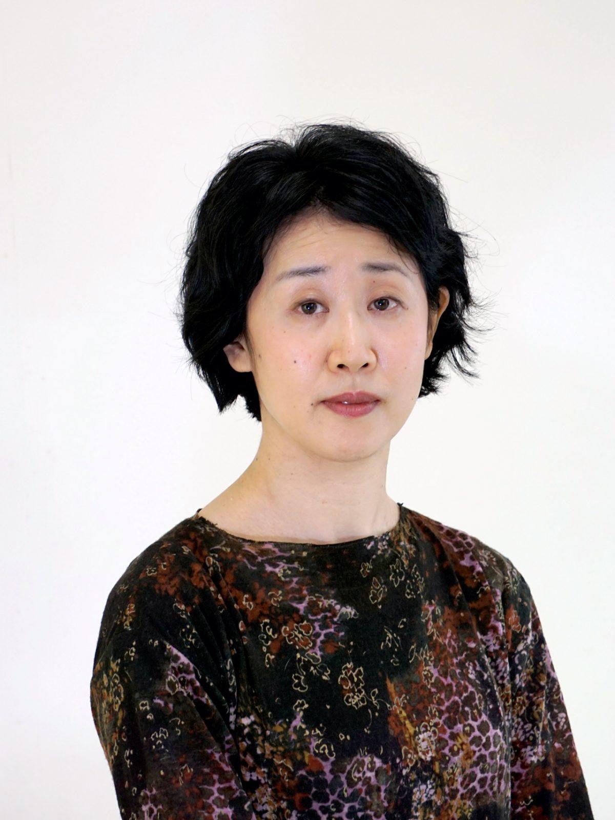 安部聡子Satoko Abe