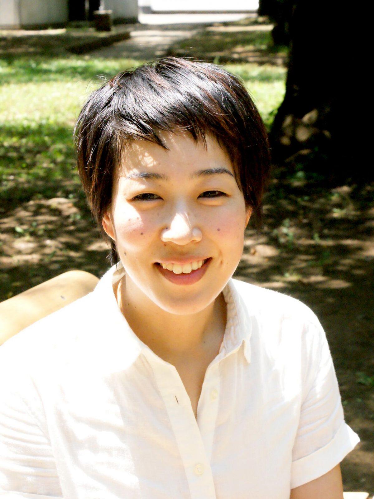 石橋亜希子Akiko Ishibashi