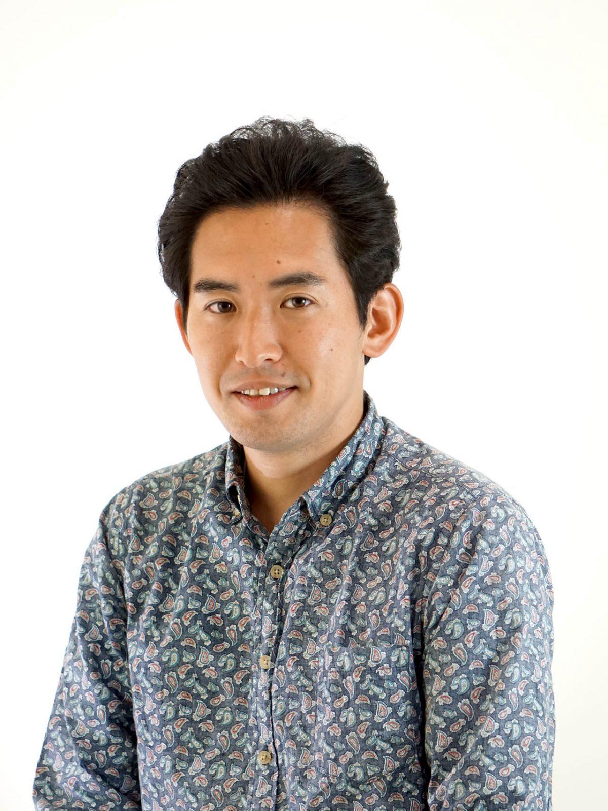 中藤奨Shou Nakatou