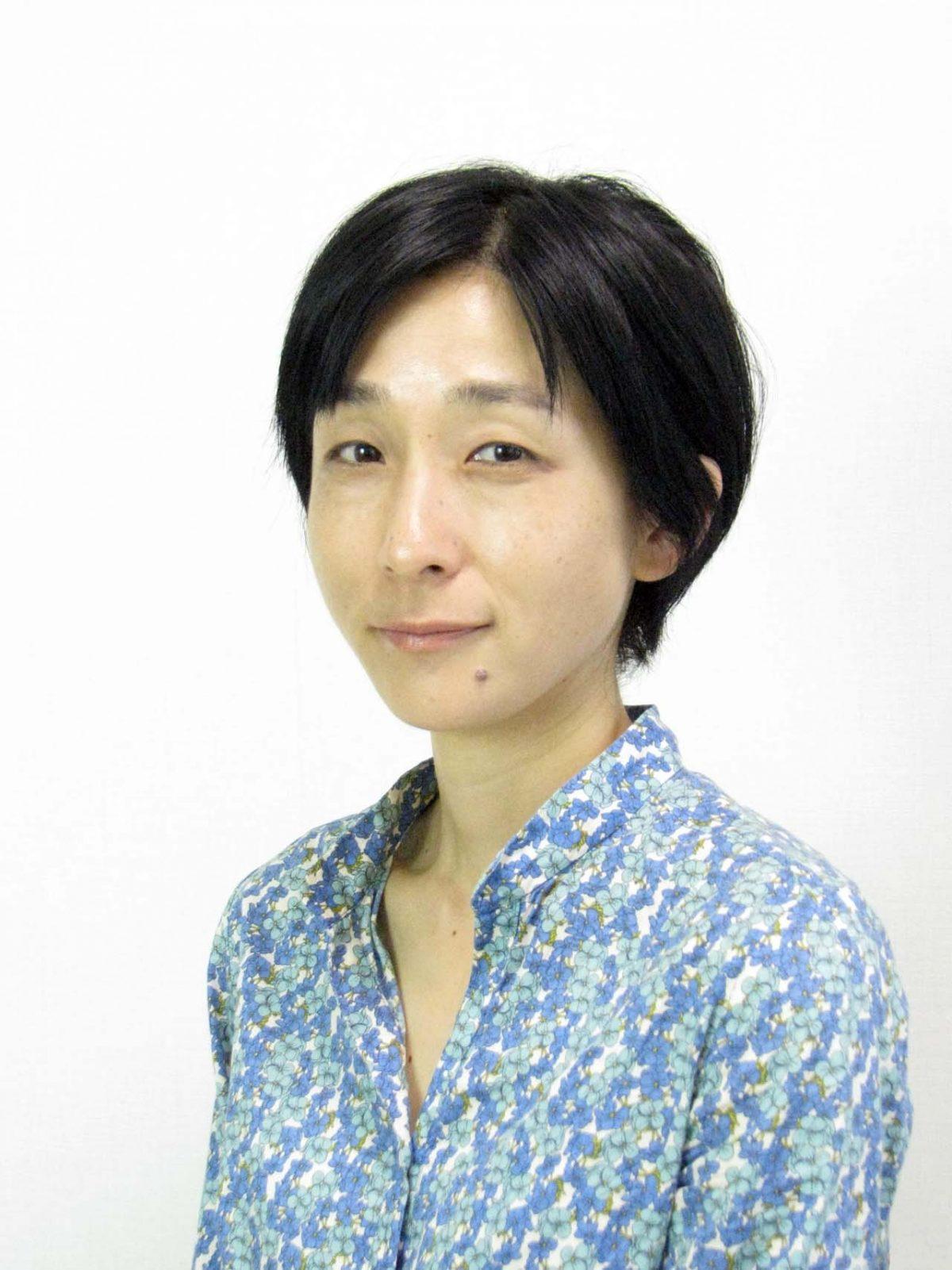 川隅奈保子Nahoko Kawasumi