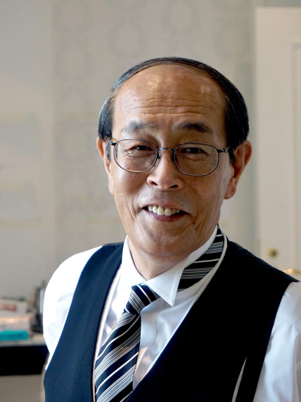 志賀廣太郎Kotaro Shiga