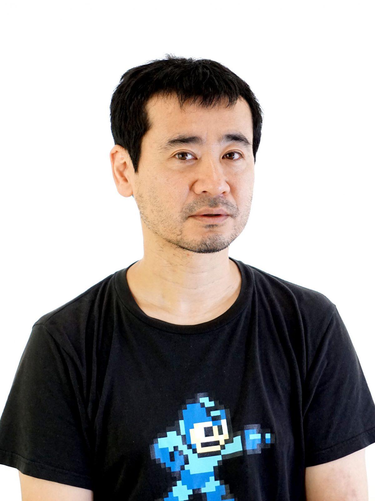 秋山建一Kennichi Akiyama
