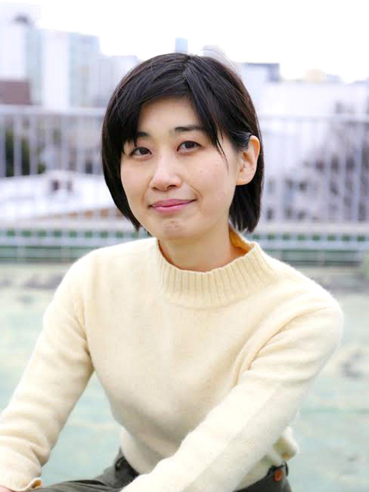 立蔵葉子Yoko Tachikura