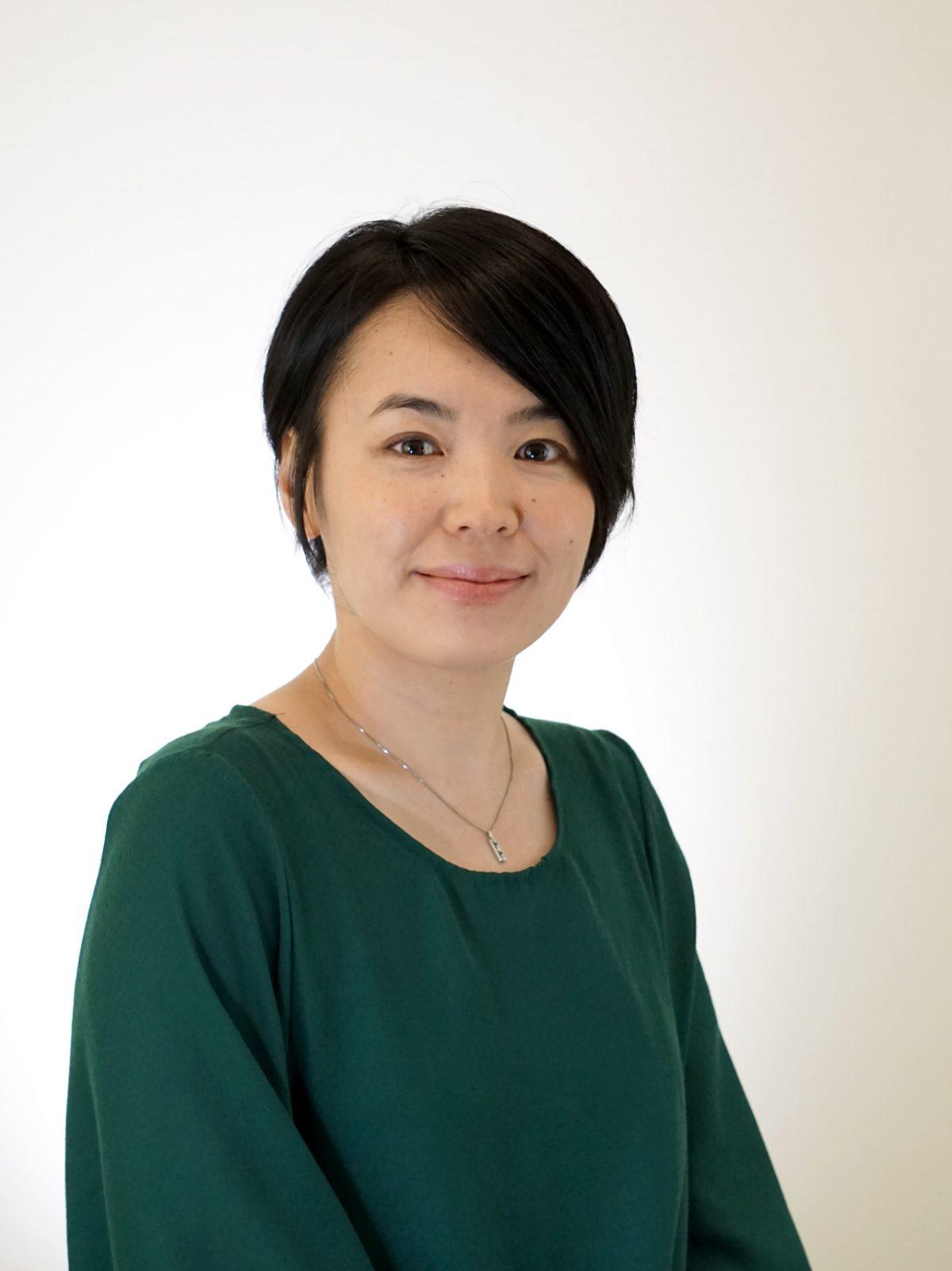 鈴木智香子Chikako Suzuki